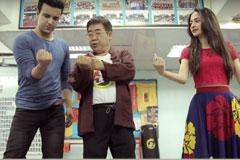 Aamir Ali-Sanjeeda Sheikh's Martial Art Training | Discover Hong Kong | Zing TV