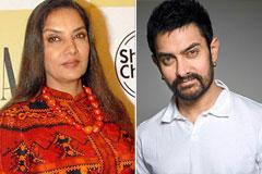 Aamir Khan organizes a special screening of 'Dangal' for Shabana Azmi