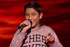 Abhinav Dhiman Sings Chand Sifarish Song The Voice India Kids Season 2 - December 9, 2017 | &(AndTv)