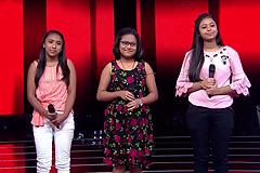 Abhraman, Mansi & Neelanjana Sings Taal Se Taal Mila Song The Voice India Kids Season 2 - December 10, 2017 | &(AndTv)