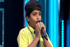Adnan Hussain Sabri - Performance - Episode 1 - February 25, 2017 - Sa Re Ga Ma Pa Lil Champs 2017
