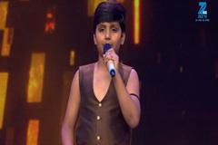 Adnan Hussain Singing Chale Chalo - Sa Re Ga Ma Pa Lil Champs 2017 - May 21, 2017 |ZEETV