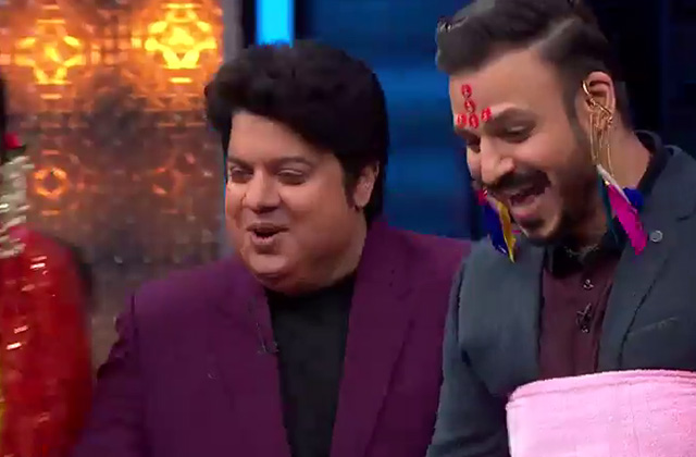 Aftab-Vivek's 'Grand Masti' With Sajid Khan & Riteish Deshmukh - Yaaron Ki Baraat