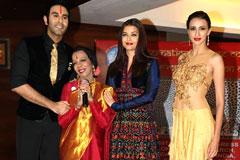 Aishwarya's Emotional Reunion With Her Dance Guru