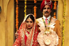 Akshay Announces Wrap For 'Toilet Ek Prem Katha'