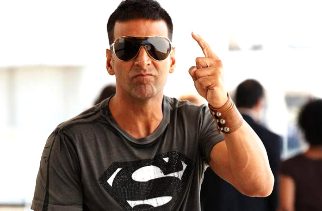 Akshay Dismisses Rumors About 'Crack' Being Shelved