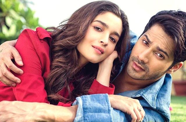 Alia Bhatt-Varun Dhawan's Romantic Photo-Shoot