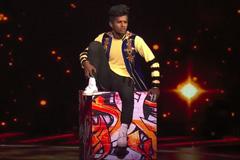 Alphonse Chetty's Hip Hop Style Dance Performance on  Naach Meri Jaan Song Dance India Dance 2017 - November 26   ZEETV