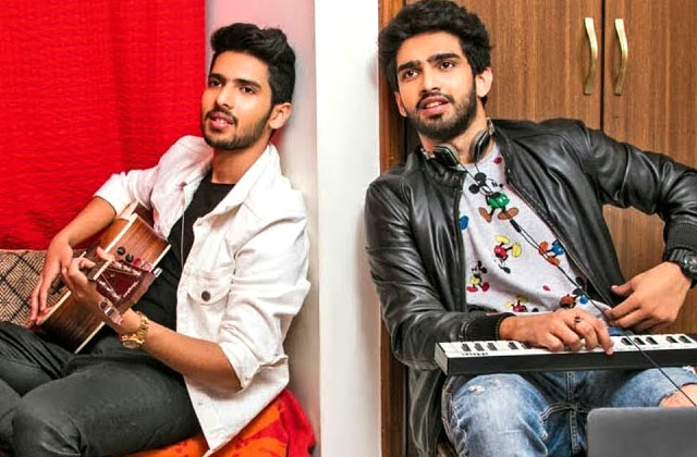 Amaal & Armaan Promote Tere Mere From 'Chef'