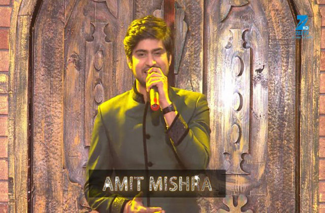 Amit Mishra Performs on 'Bulleya' song - MMA 2017