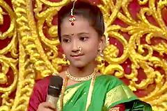 Anjali Gaikwad Sing Reshmachya Reghani & Mala Jau Dyana Ghari Sa Re Ga Ma Pa Lil Champs 2017 - August 13, 2017 | ZEETV