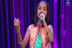 Anjali Gaikwad Sings Beeti Na Bitai Raina Sa Re Ga Ma Pa Lil Champs 2017 - September 17, 2017   ZEETV