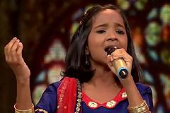 Anjali Gaikwad Sings Mere Dholna Sa Re Ga Ma Pa Lil Champs 2017 - August 05, 2017 | ZEETV