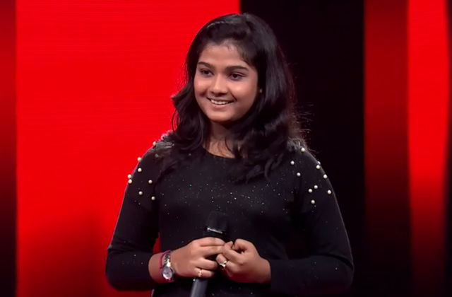 Ankona Mukherjee Sings Agar Tum Saath Ho Song The Voice India Kids Season 2 - December 9, 2017 | &(AndTv)