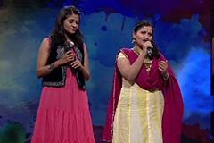 Anuja and Siddhi perform beautiful laavani | Sa Re Ga Ma Pa Ghe Panga Kar Danga - BEFORE TV | ZEE Marathi