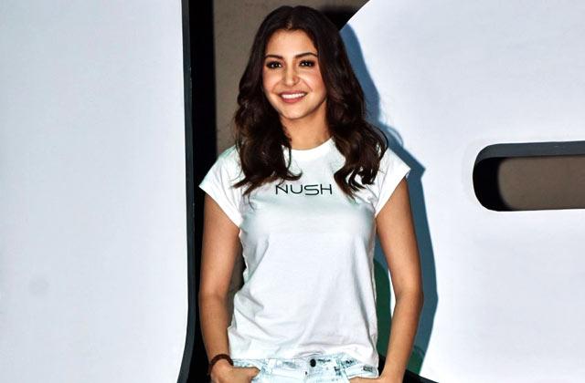Anushka Sharma launches 'Nush', her own clothing line!