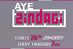 Aye Zindagi Starts From 26th January, Every Thursday at 7 PM. Only On Zing