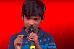 Ayush Kotwal Challenges The Coaches   The Voice India Kids - Season 2   Ep 3
