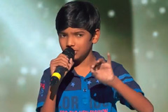 Ayush Kotwal Sings Aaj Ibadat Song The Voice India Kids Season 2 - November 18, 2017 | &(AndTv)