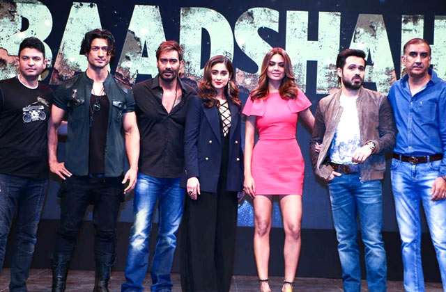 Baadshaho Trailer Launch