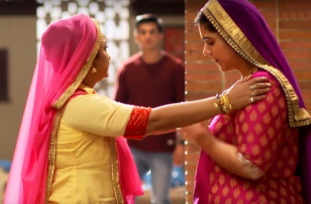 Badho Is Consoled By Lucky's Mom - Badho Bahu