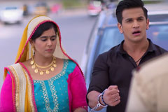 Badho & Lucky Get Arrested -  Badho Bahu