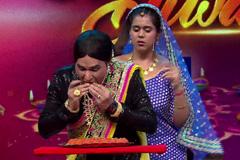 Badho Vs Fuljhadi: Laddoo Eating Competiton