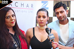 Barkha Bisht & Indraneil Sengupta Take On Fun Quiz | Zee Gold Awards 2017 | OZEE Exclusive