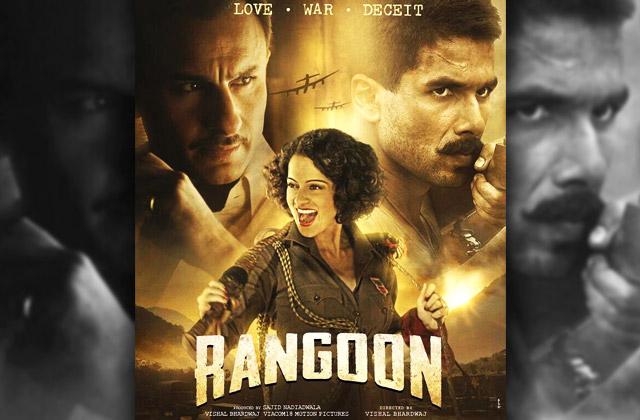Behind The Scenes: 'Rangoon'