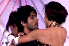 Best Of Zee Cine Awards - Shahid Kapoor, Parineeti Chopra & Sonakshi Sinha