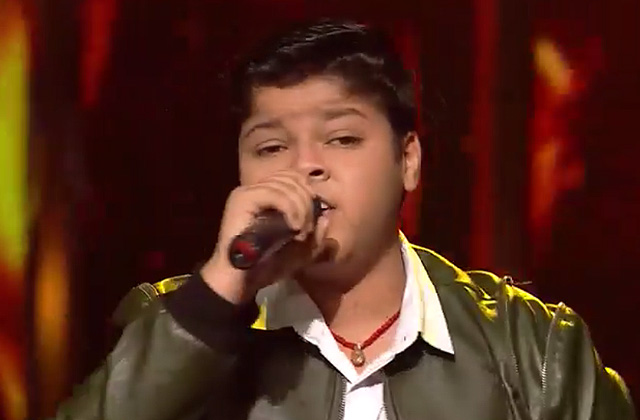 Bhanu Pratap Singh Sings Jee Karda | The Voice India Kids Season 2 - January 21, 2018 | &(AndTv)