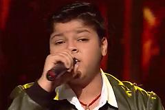 Bhanu Pratap Singh Sings Jee Karda   The Voice India Kids Season 2 - January 21, 2018   &(AndTv)