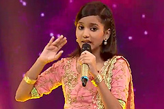 Bidipta Chakraborty Sings Bairi Piya Sa Re Ga Ma Pa Lil Champs 2017 - August 06, 2017 | ZEETV