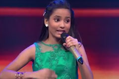 Bidipta Chakravorty Sings Meri Duniya Hai Tujhme Kahin Sa Re Ga Ma Pa Lil Champs 2017 - September 16, 2017   ZEETV