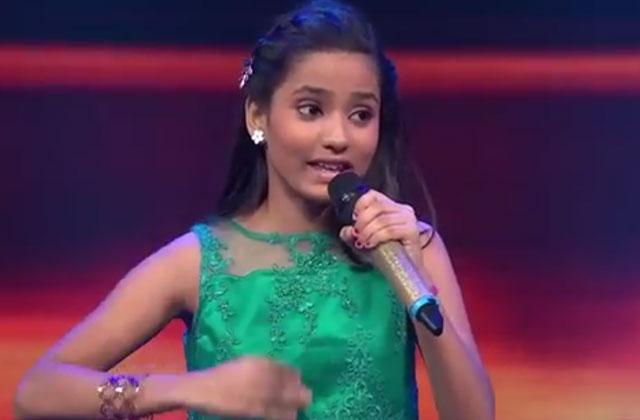 Bidipta Chakravorty Sings Meri Duniya Hai Tujhme Kahin Sa Re Ga Ma Pa Lil Champs 2017 - September 16, 2017 | ZEETV