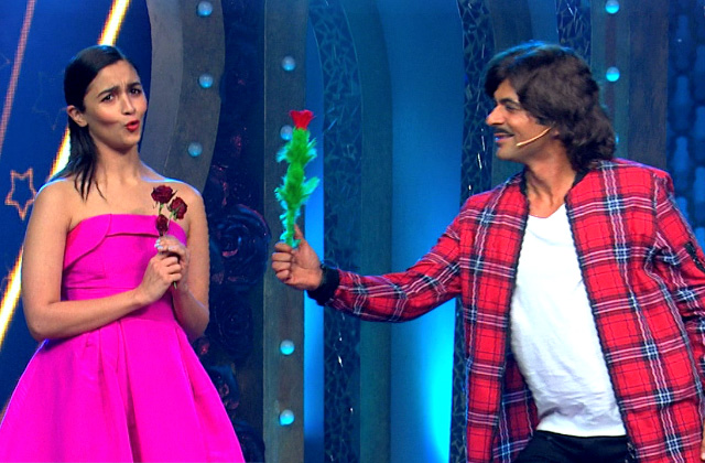 Big Zee Entertainment Awards | Alia's Comedy Date With Sunil Grover |19th Aug,Sat at 7 PM|On Zee TV.