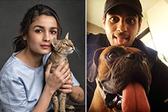 Bollywood stars & their furry friends!