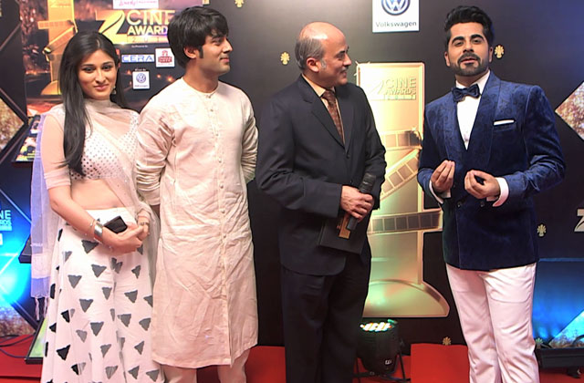 Bollywood Stars Talk About Their Rituals On ZCA 2017 Red Carpet