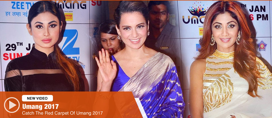Catch The Red Carpet Of Umang 2017