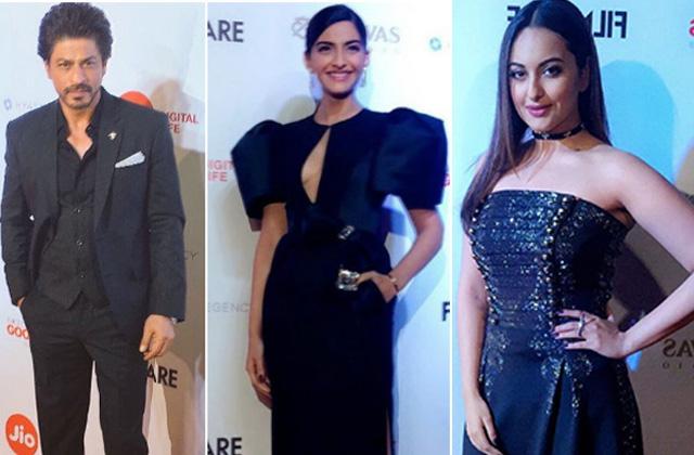 Celebs At Filmfare Award Nomination Party 2017