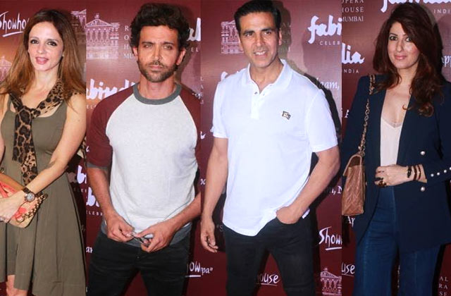 Celebs throng Twinkle Khanna's play launch event