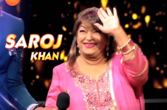 Challengers Saroj Khan Se, Contestant Ko Kada Challenge | Dance India Dance | Tomorrow at 9 PM