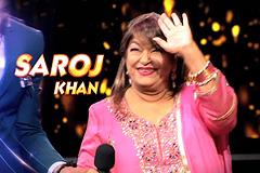 Challengers Saroj Khan Se, Contestant Ko Kada Challenge   Dance India Dance   Tomorrow at 9 PM