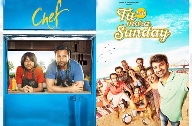 Chef & Tu Hai Mera Sunday | Movie Review | Bollywood Business