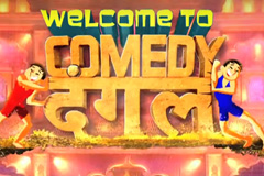 Comedy Dangal | Sat - Sun | 9 pm on &TV