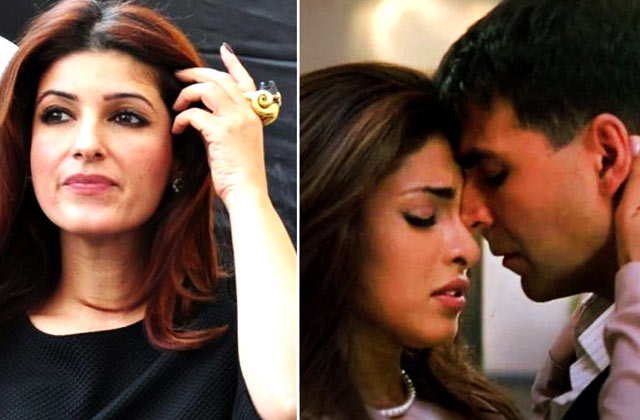 Controversy: Check Out Priyanka's Shocking Reaction To Akshay Kumar!