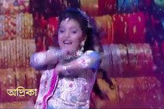 Dance Bangla Dance Junior | Adrika | Mon-Wed, at 9.30pm | Promo 1