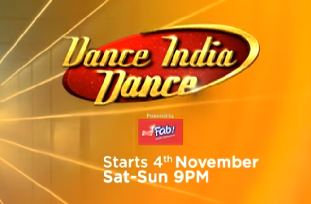 Dance India Dance | Premiering on 4th November, Sat-Sun at 9 PM