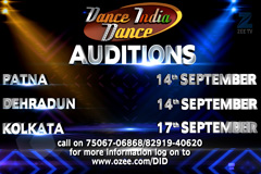 Dance India Dance - Auditions | Patna, Dehradun & Kolkata