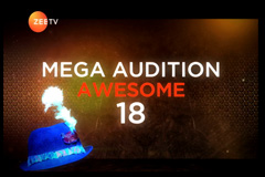 Dance India Dance Par Dance Aur Junoon Ka Aagaz | Mega Auditions-Awesome18 | 12th Nov, Sun, at 9 PM